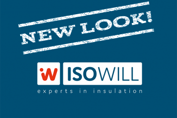 Isowill new look